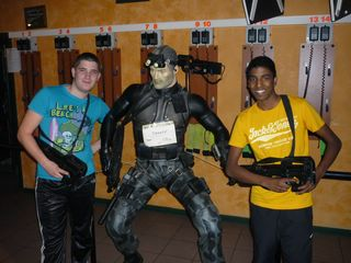 internat don bosco remouchamps laser game