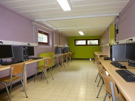 internat don bosco remouchamps salle PC